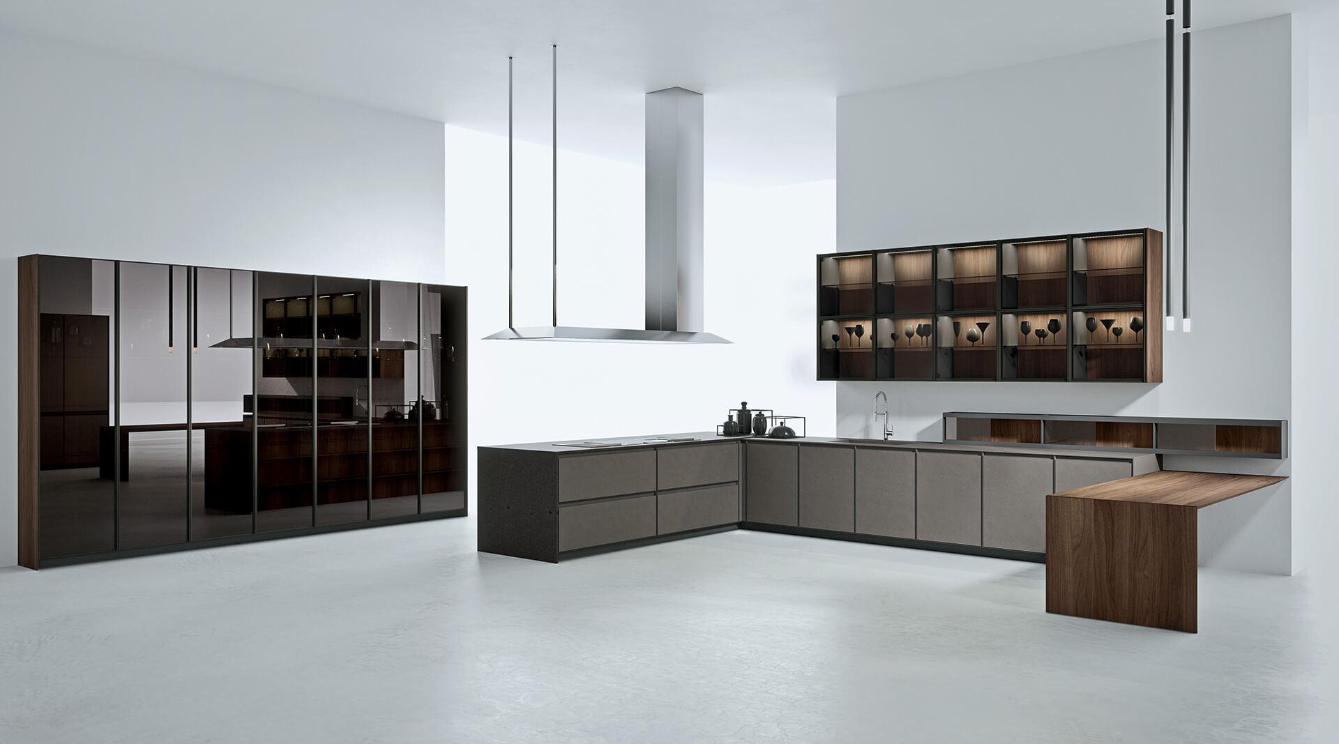 Opinioni Su Arrital Cucine akb_08 cucine moderne design italiano arrital
