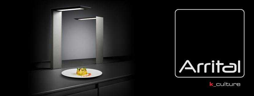 Arrital cucine moderne design italiano